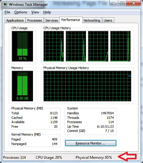 does ram make aputer faster does increasing page file size actually make your pc