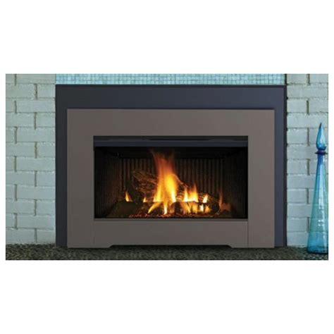 Gas Fireplace Inserts by Superior Fireplaces Direct Vent Gas Fireplace Insert With Electronic Ignition