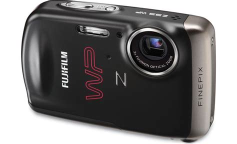 Fujifilm Finepix Z33wp Fujifilm Finepix Z33wp Black Waterproof 10 Megapixel Digital With 3x Optical Zoom At