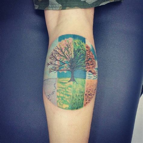 123 brilliant tree tattoos and meanings april 2018