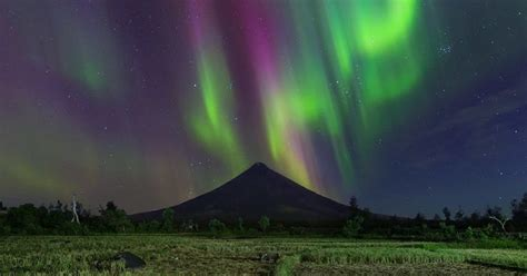 where can the northern lights be seen what if the northern lights can be seen in the philippines
