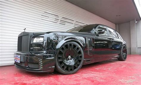 Custom Rolls Royce Phantom By Office K