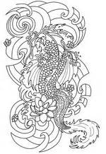 Galerry coloring pages for adults japanese