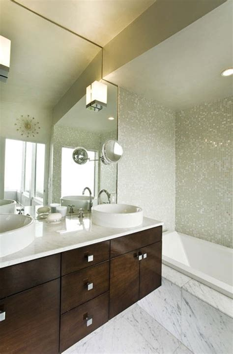 36 white sparkle bathroom tiles ideas and pictures