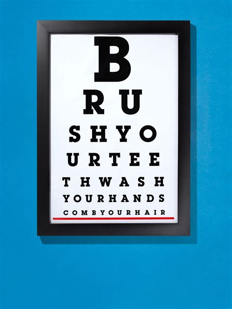 Photo Page Hgtv by Downloadable Diy Bathroom Eye Chart Hgtv
