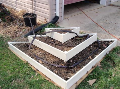 Tiered Strawberry Planter Plans episode 3 strawberry pyramid planter plans to make a