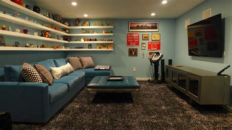 Kitchen Cabinets In Ri eclectic man cave with shag carpet by christina salway