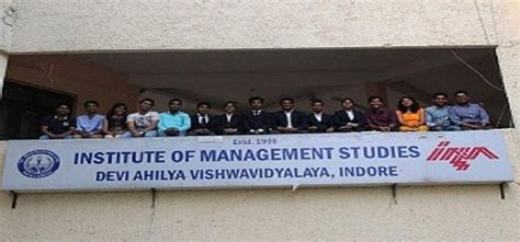 Ims Indore Mba Admission by Institute Of Management Studies Devi Ahilya