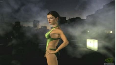 Adrianne Curry Teams Up With Nvidia by Nvidia Demo Arianne Curry Im