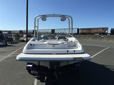 bluewater boats for sale by owner bluewater boats vision se 20ft bow rider ski boat