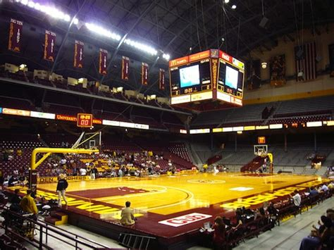 Oldest Basketball Arenas In Use Mba by 11 Most Places To College Basketball