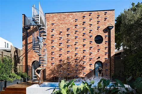 brick house austin cool brick house built as secondary dwelling in melbourne curbed