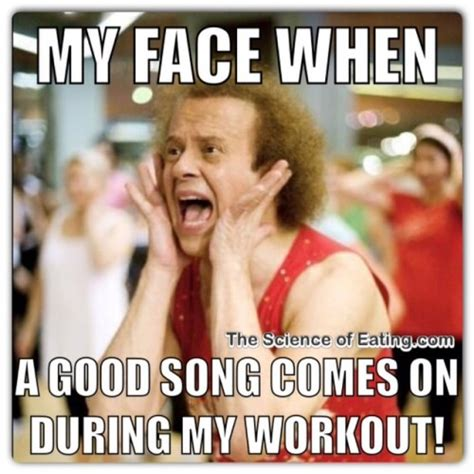 Funny Workout Meme