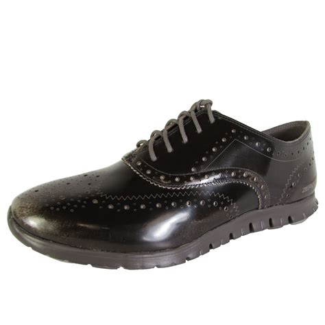 cole haan womens oxford shoes cole haan zerogrand wingtip oxford casual shoe ebay