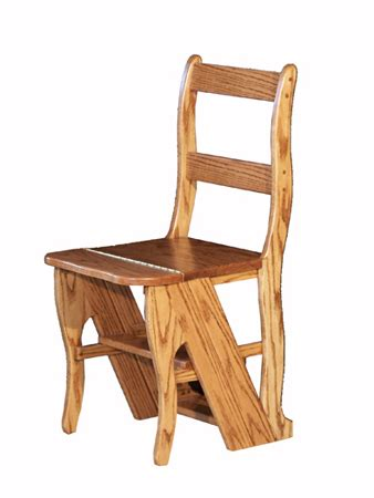 library chair step ladder plans free