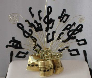 best 28 musical decorations treble clef theme centerpiece bar mitzvah bar aliexpress