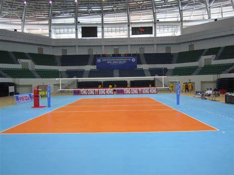 Karpet Volly enlio pvc indoor flooring mat with itf view mobile floor enlio product