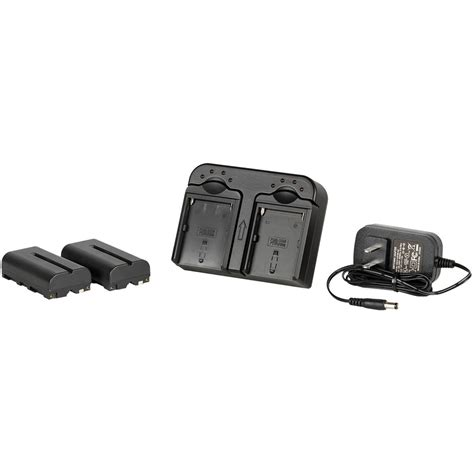 Battery L Kit by Ikan L Series Battery Kit Dv Dual S550 B H Photo