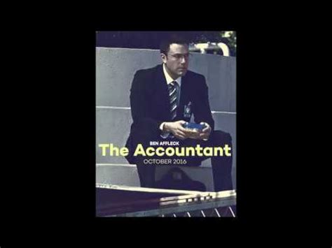 A Place Trailer Song The Accountant Song Trailer Everything In Its Right Place