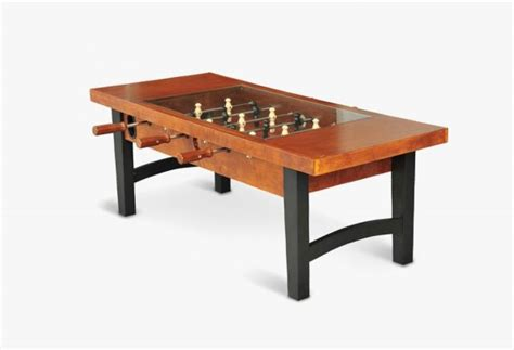 Mini Foosball Coffee Table 50 Unique Coffee Tables That Help You Declutter And Stylise Your Lounge