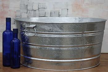metal bathtubs for sale 17 gallon galvanized tub vintage tub bucket outlet