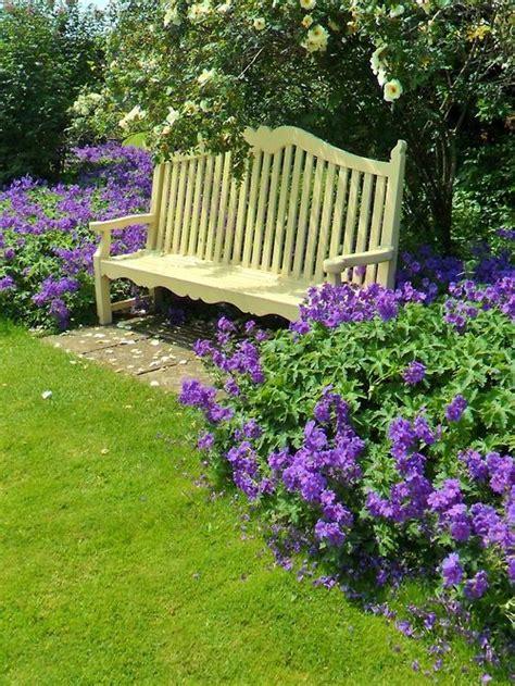 flower bench best 25 garden benches ideas on pinterest
