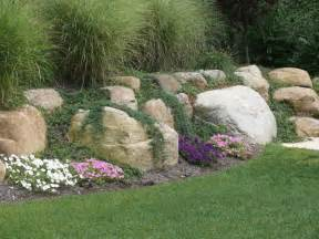 Large Rocks For Gardens Landscaping With Large Rocks Search Outdoors Rock Landscaping And
