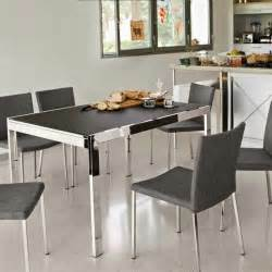 Modern Kitchen Table by One Hundred Home Modern Kitchen Tables For Small Spaces