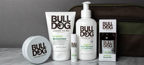 mens shaving grooming skin hair care products bulldog skincare launches beard and shave ranges