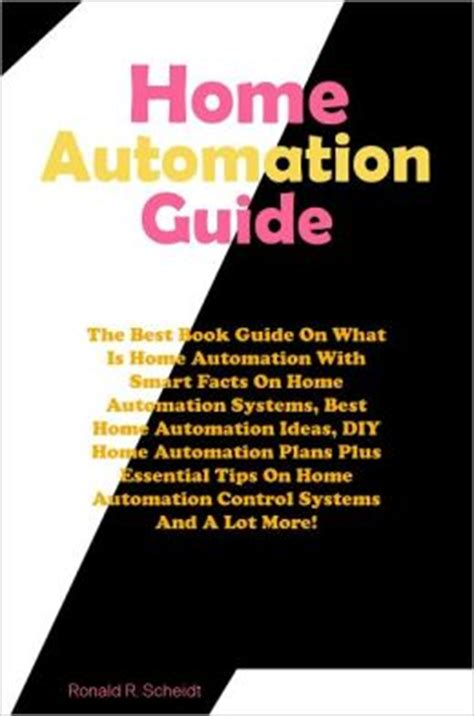 home automation handbook the best book guide on what is