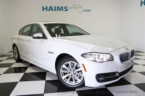 2015 bmw 528i 2015 used bmw 5 series 528i at haims motors serving fort