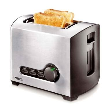 Toaster Di Indonesia jual princess classic toaster roma 142349 stainless steel