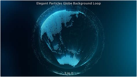 abstract earth hologram 6 by phantomatic videohive