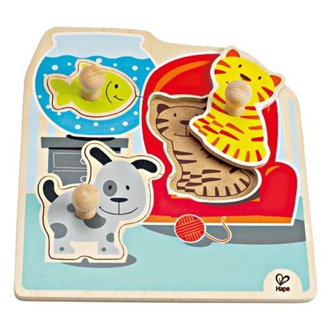 Puzzle Knob Number Type A my pets knob puzzle jpg