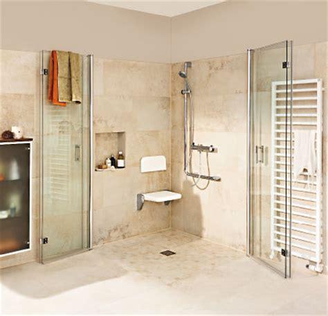 barrierefreies badezimmer design barrierefreie dusche diana bad behindertengerechtes bad