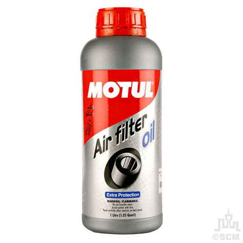 MOTUL AIR FILTER OIL 1 LITRE Online Motorcycle Accessories