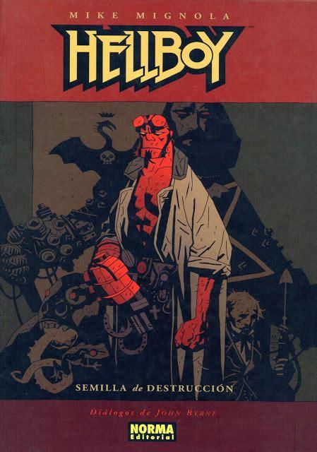 hellboy 1 semilla de 8467903473 descargar libro hellboy semilla de destrucci 243 n en pdf gratis