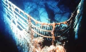 poor workmanship sink  titanic physicist claims