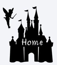 1000 ideas about disney castle silhouette on disney clipart best clipart