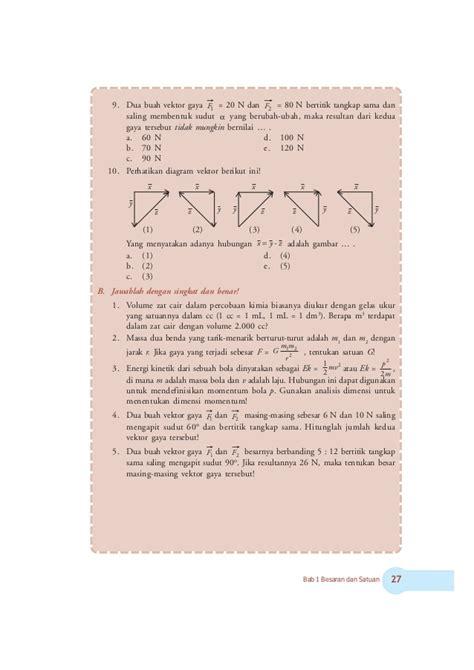 Fisika Kelas X Sma fisika kelas x sma