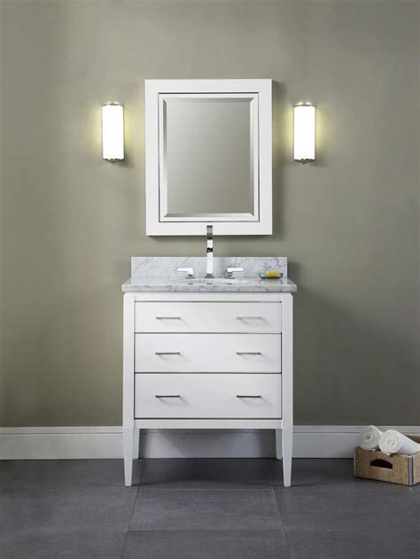 Vanity For by Ryvyr Manhattan 30 Bath Vanity From Home