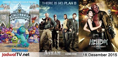 film seru desember 2015 jadwal film 18 desember 2015 jadwal tv