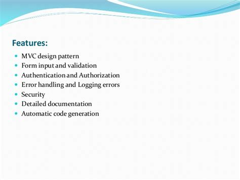 design pattern yii yii framework