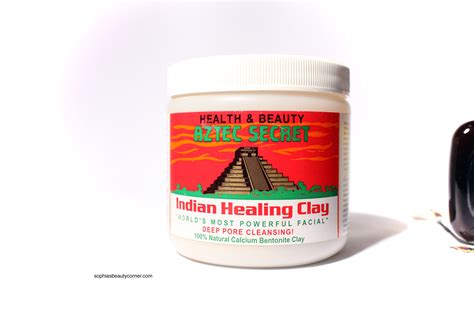 Aztec Cleanse Detox by Aztec Indian Healing Mask Review S Corner