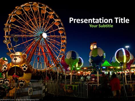 powerpoint themes carnival free holidays powerpoint templates themes ppt