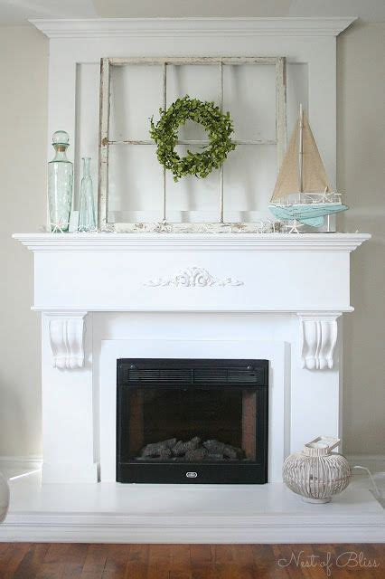 fireplace diy makeover diy fireplace makeover by nest of bliss diy