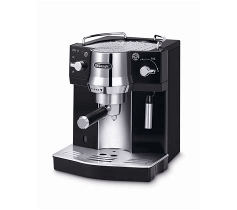 Coffee Maker Delonghi buy delonghi ec 820 b coffee machine black free delivery currys