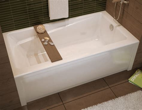 who installs bathtubs exhibit 6032 bathtub with apron for alcove installation