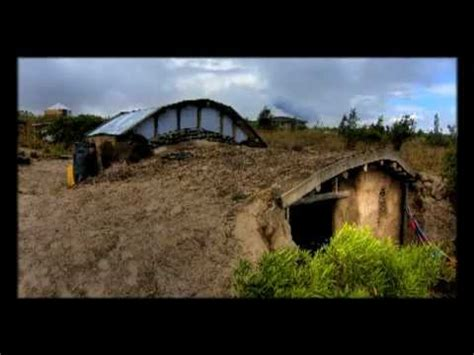 Earth Bermed Home Plans by An Earthbag House Time Lapse Youtube