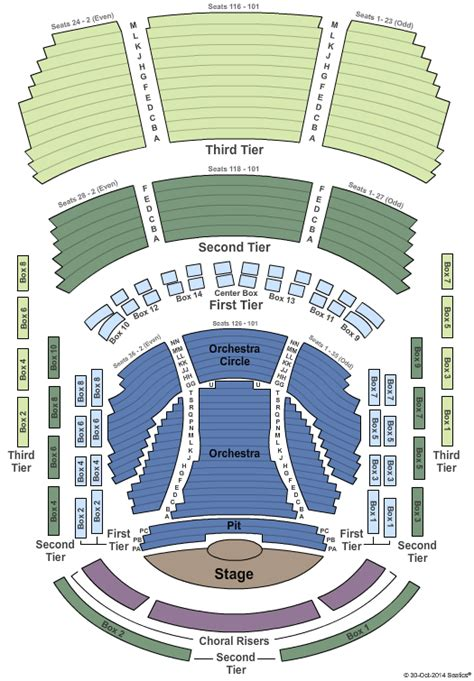 adrienne arsht center seating chart miami cleveland orchestra miami tickets 2016 cleveland